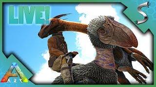 GALLIMIMUS + TERROR BIRD TAMING! Vanilla with Sprinkles - Ark: Survival Evolved thumbnail