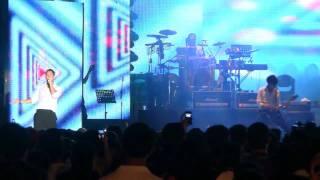 Maliq & D'essentials - Pilihanku @ Jakarta Fair 2011 [HD]