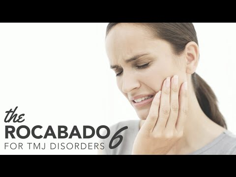 Six Exercises For Tmj Disorders Youtube