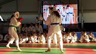 Gambar cover karate Fudoshin S. Giovanni Imperia 2018