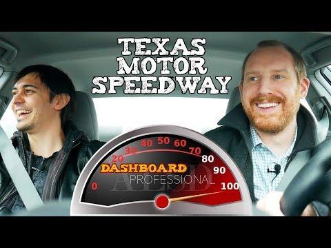 ALSD's Dashboard Professional: Texas Motor Speedway