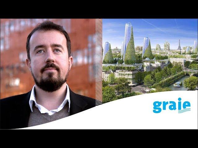 Vincent Callebaut - La ville biomimétique et l'eau