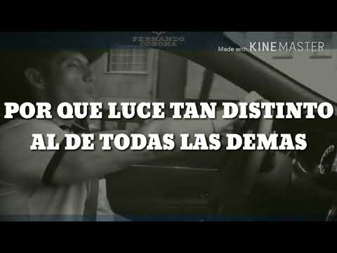 """""""ERES TU"""" Fernando Corona LETRA"""
