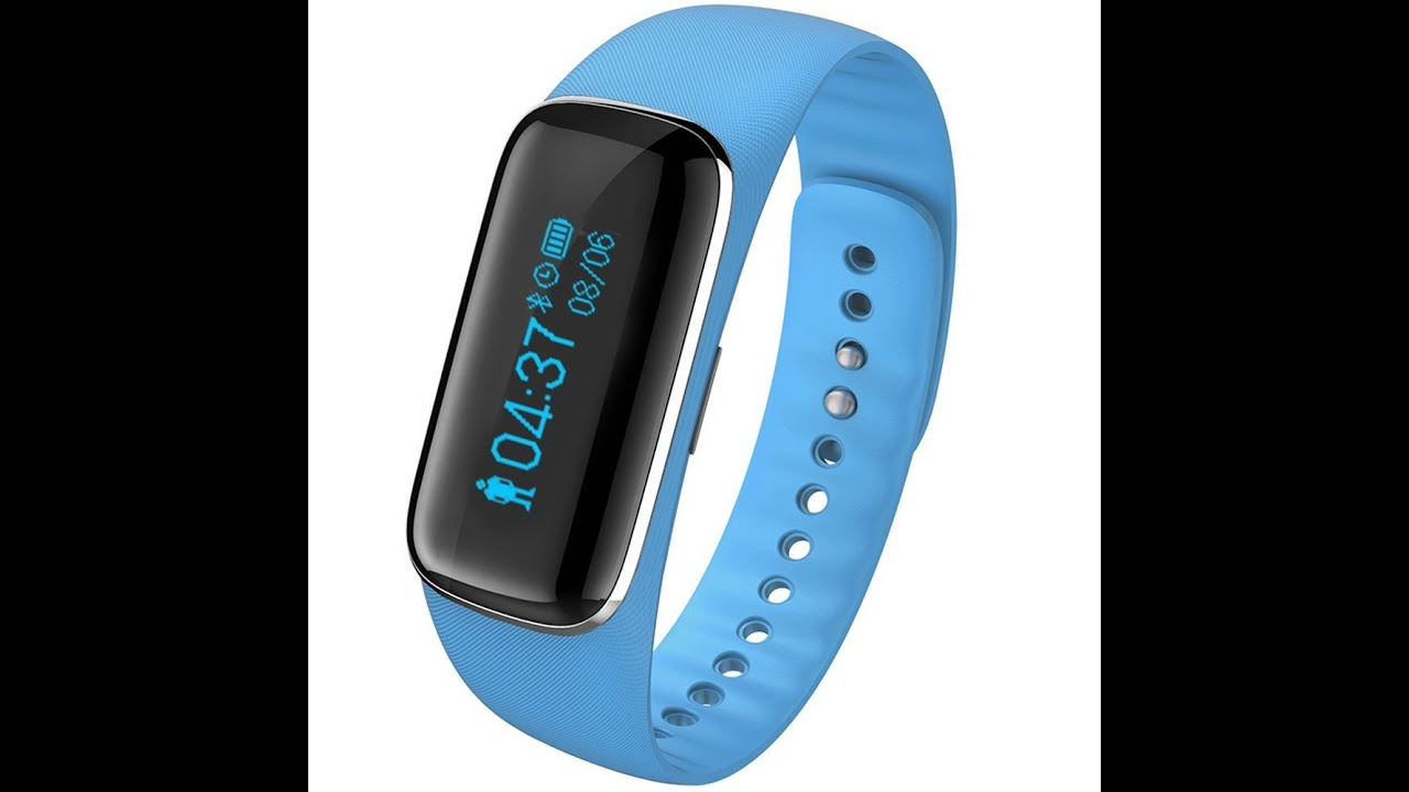 bracelet wristband heart rate smart clock tracker products step vibration alarm fitness watch counter band