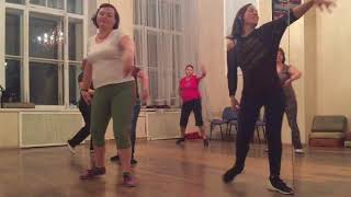 Бачата Танцы 40+