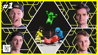 gang beasts met enzo don link en ronald   xl battle   lognl 1