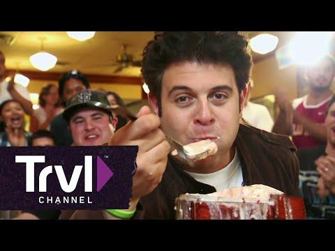 Man V. Food: Kitchen Sink Challenge