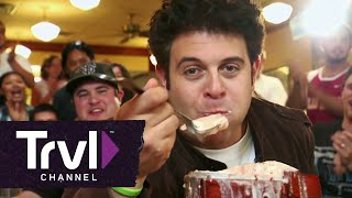Man V. Food: Kitchen Sink Challenge
