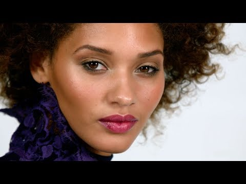Aveda | Vibrant Lip Tutorial with Autumn Winter 2017 Makeup