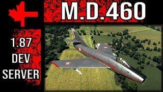 War Thunder Dev Server - Update 1.87 - M.D.460