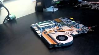 Ремонт Ноутбука Toshiba Satellite A210 A205 A215 A200 черный, пустой, белый экран(, 2016-05-05T07:08:21.000Z)