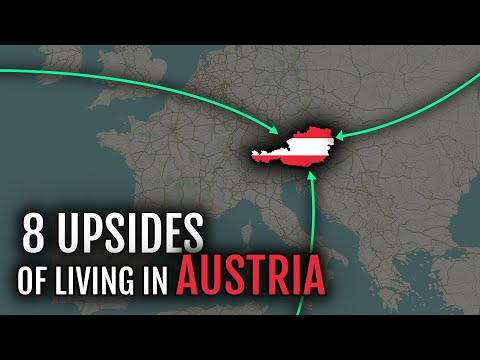 Moving to Austria   8 Upsides 🇦🇹