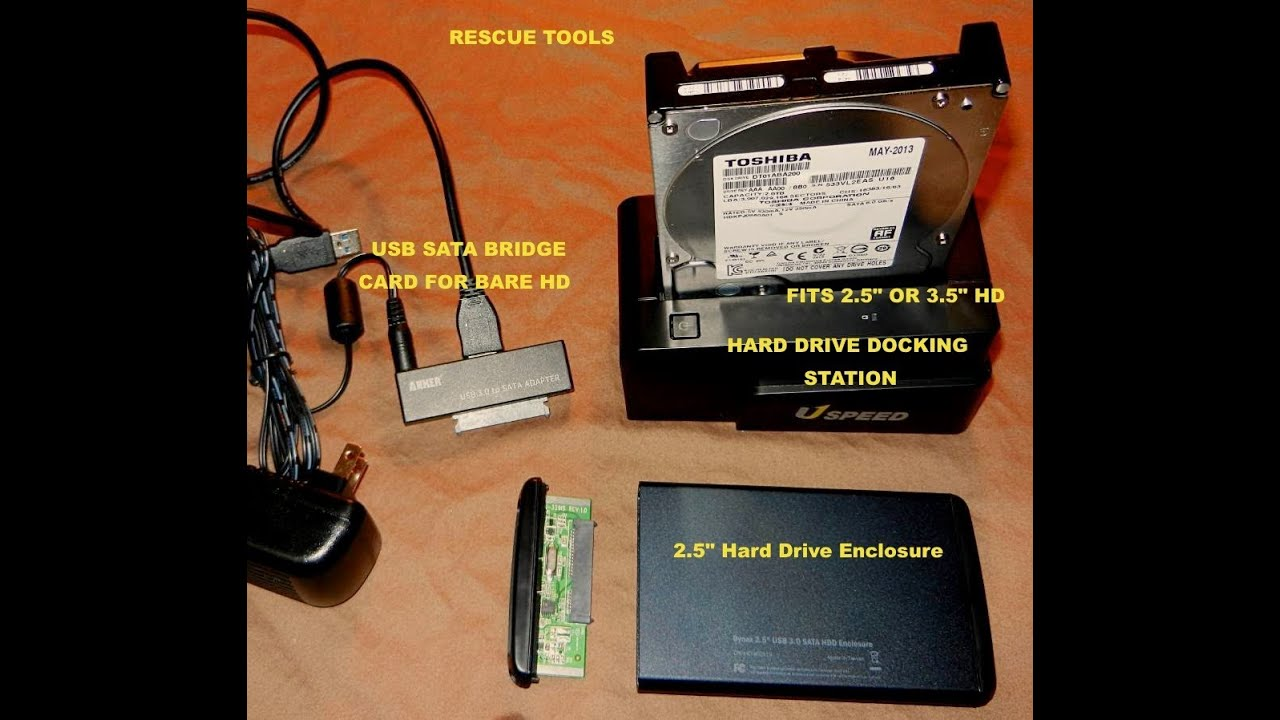 secrets to fixing your external hard drive important information on dead external hard drives  [ 1280 x 720 Pixel ]