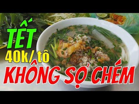 [ Không sợ bị chém ] TÔ HỦ TIẾU 4OK VŨNG TÀU NGÀY TẾT |  Guide Saigon Food