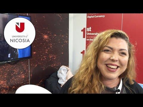 University of Nicosia Interview - @MScDigital - Blockchain Expo Global 2018 London