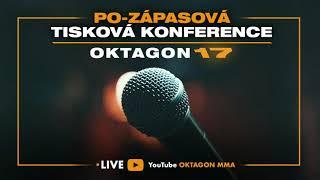 OKTAGON 17: Pozápasová tisková konference
