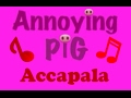 Annoying Pig Accapala - Star Wars