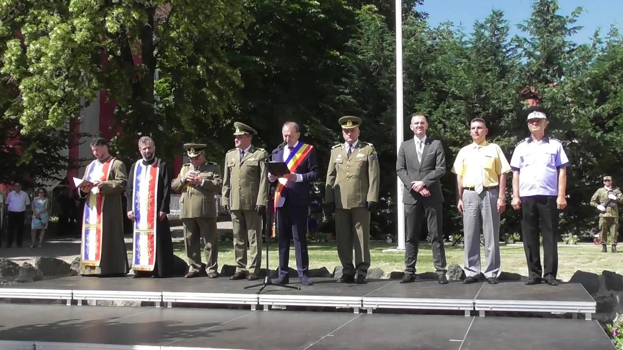 Ziua Drapelului sărbătorită la Turda (26.06.2019)