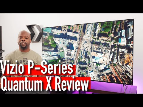 Vizio P-Series Quantum X Review: High end features on a budget! [4K HDR]