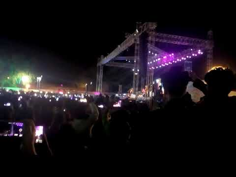 Guru Randhawa live music concert at Jodhpur Rajasthan