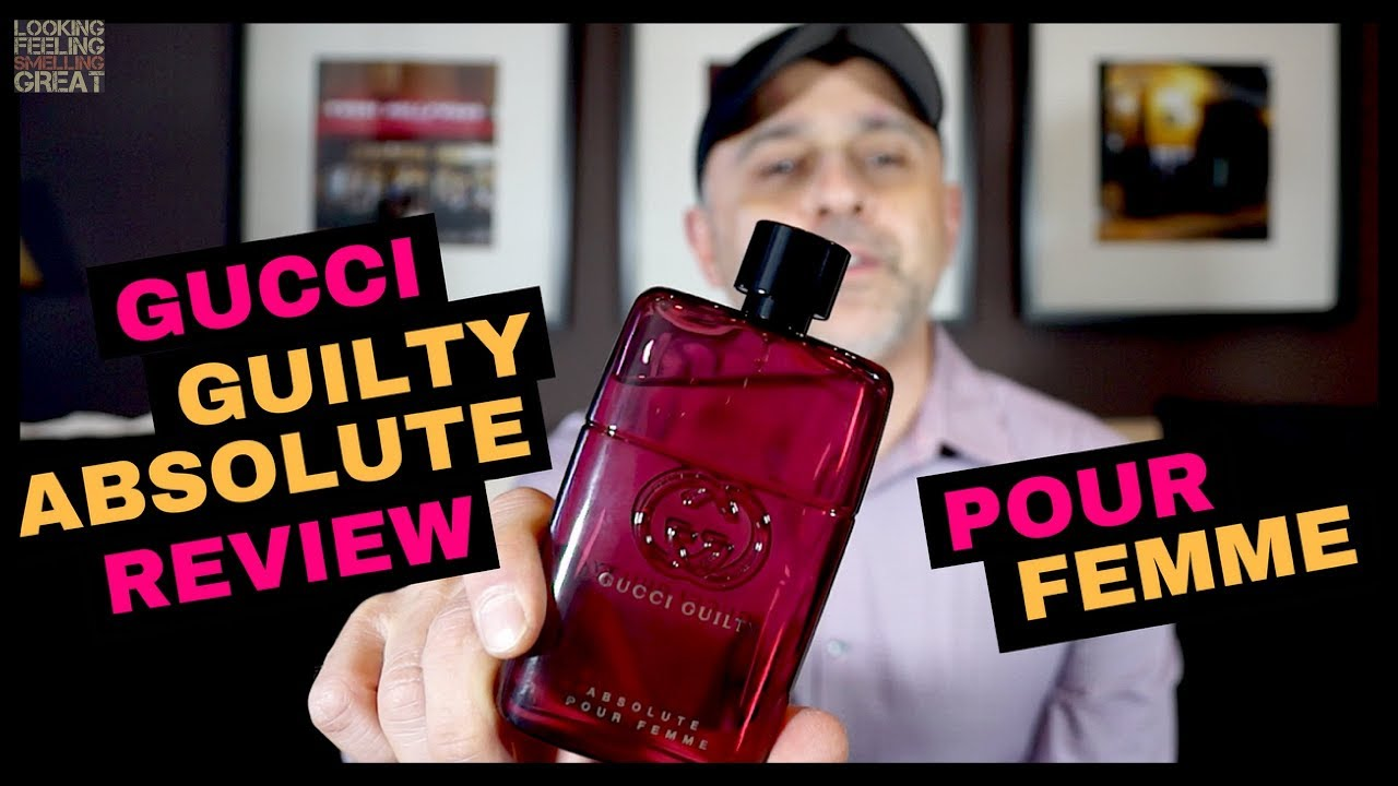 c1bb2922f Gucci Guilty Absolute Pour Femme Review + USA Samples Giveaway - YouTube