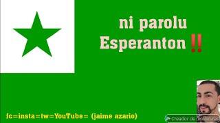 🗣️ in esperanto ‼️❣️