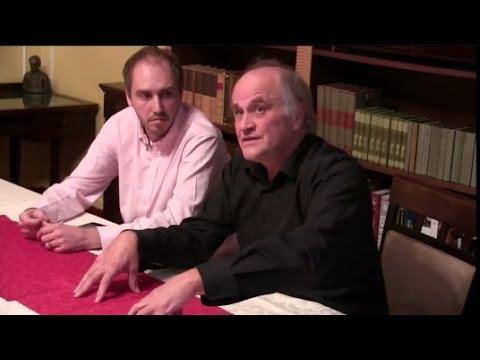 Živé vysílání 12.10. MIchael Kocáb a Jakub Pitron
