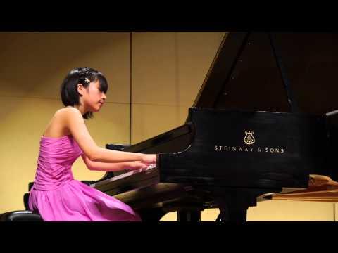 Cliburn Junior 2015 Yukine Kuroki Semifinal Round Recital