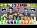 GUESS THE COLD DRINK CHALLENGE   GUESS THE SOFT DRINK COMPETITION   Food Challenge in India (Ep-110)