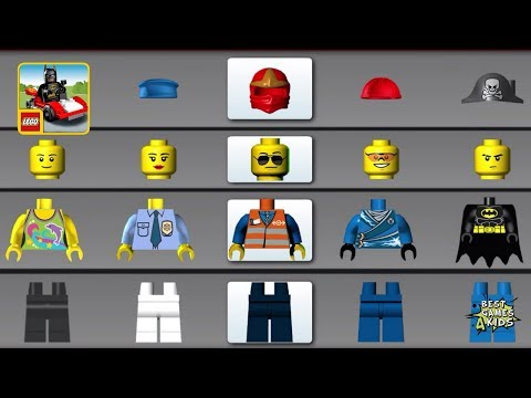 lego®-juniors-|-new-minifigures-&-new-vehicles!-by-lego-system-a/s