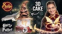 Harry Potter XXL Cake 3D / Motivtorte / Sallys Welt