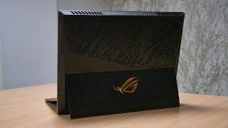 نظرة على Asus ROG Mothership:ما أعتقد أنك شفت حاسب للإلعاب مثل هذا!