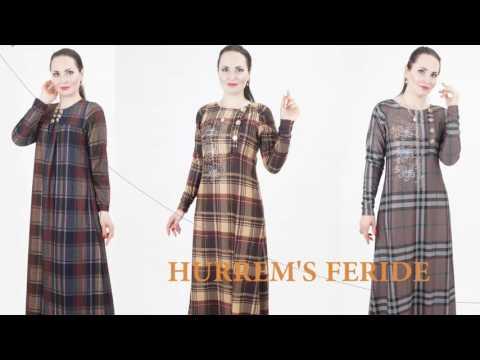 Исламские платья от производителя