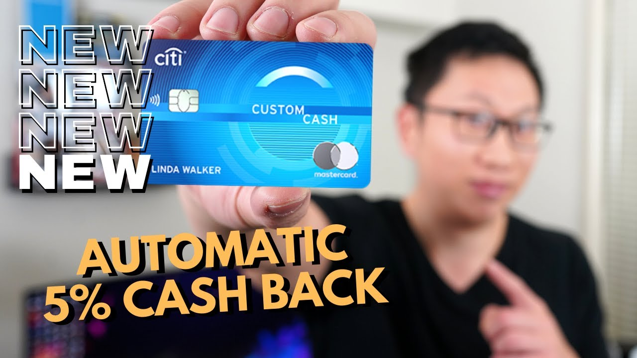 NEW! 8% Citi Custom Cash Review: Game Changer?! - YouTube