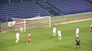 Poprad 24 - FK Poprad - FK Slovan Duslo Šaľa 4:3
