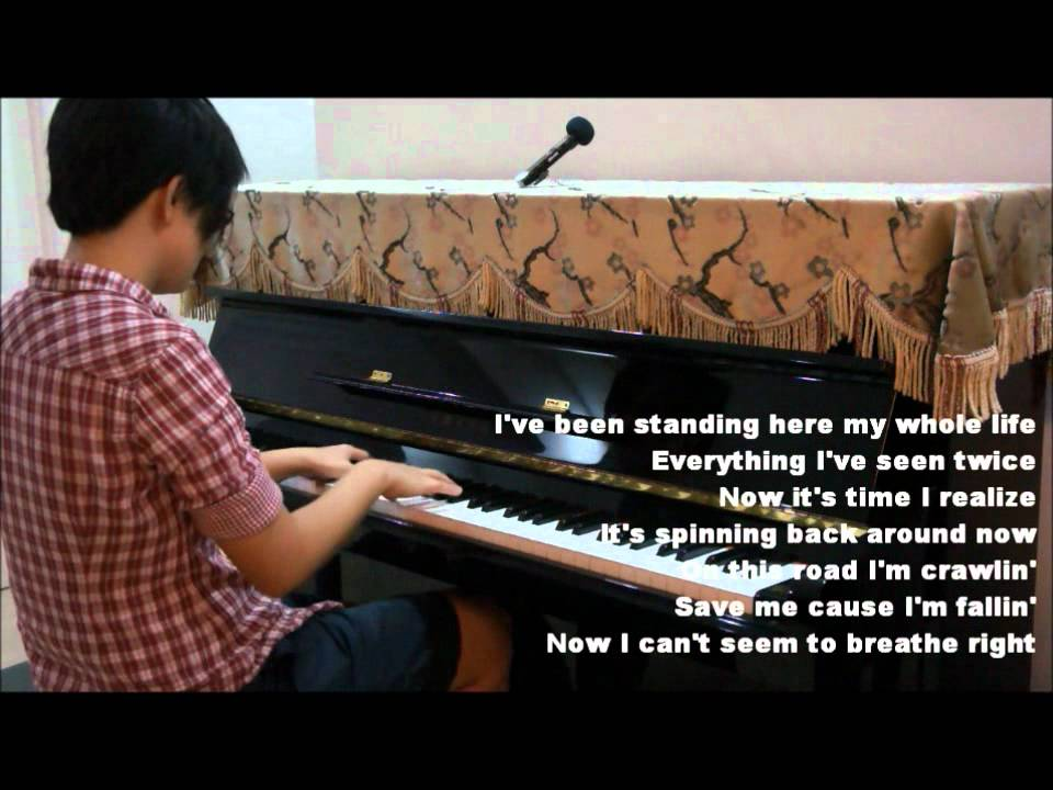 Adam Lambert Runnin' Piano Cover by Claire Low (GlambertPianist)