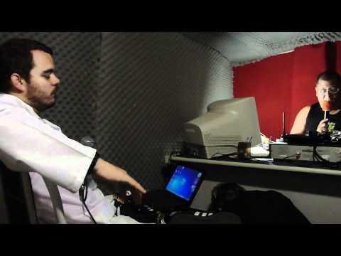 Falando de dengue na Radio Santa Marta - Parte 1