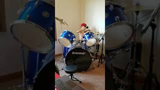 Twenty One Pilots Ride (Brayden 6 Year Old Drum Cover)