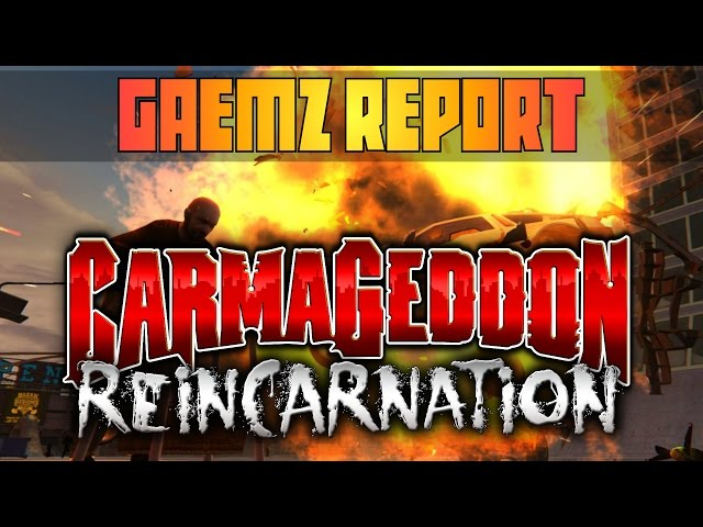 First Impressions: Carmageddon: Reincarnation