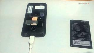 Cara Flash Lenovo A316i dengan SP FlashTool