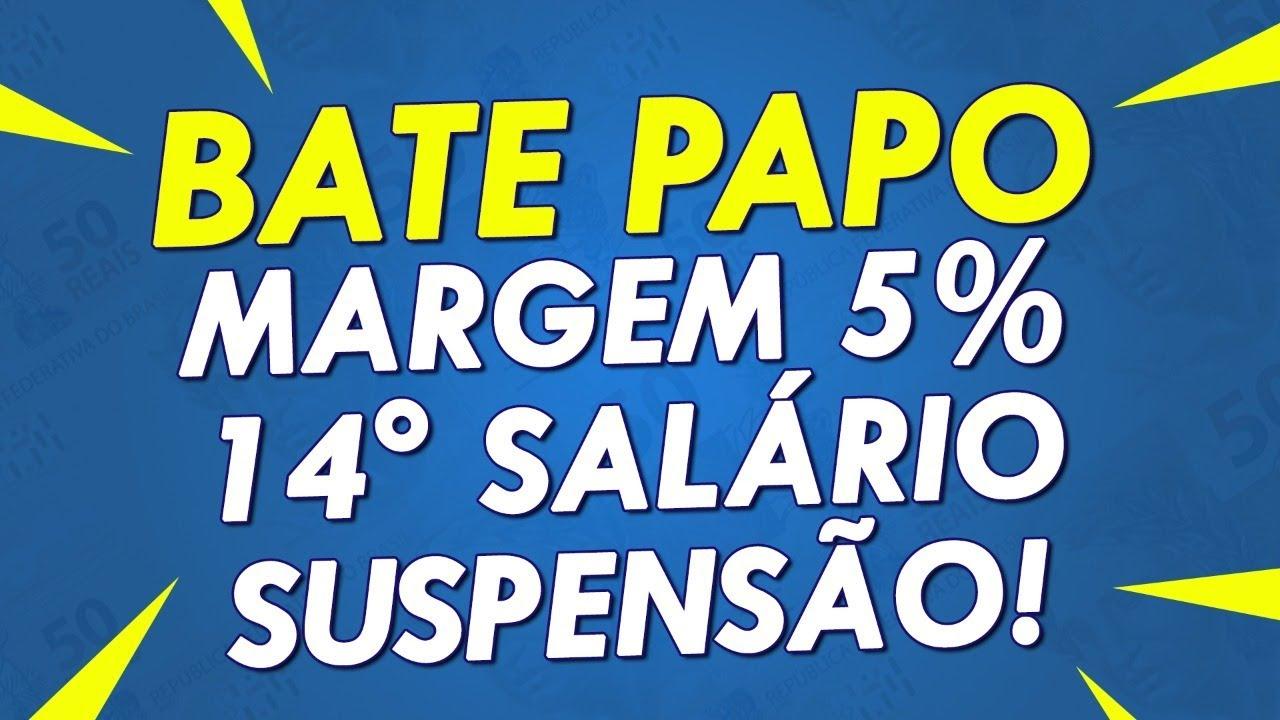 SUPER LIVE SUPER JOÃO - MARGEM 5%, SUSPENSÃO E 14 SALÁRIO