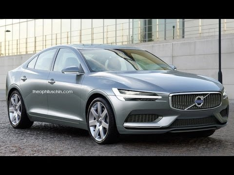 2017 Volvo S80 - YouTube