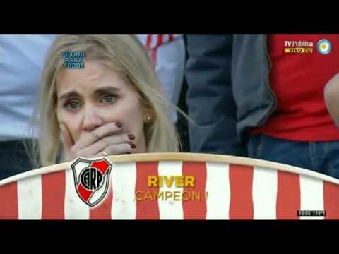 River Plate y su ansiado Ascenso.