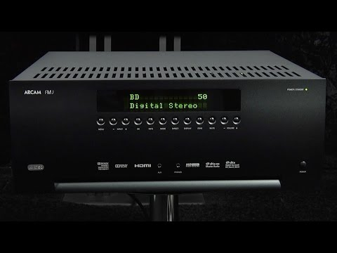 Arcam AVR750 AV Receiver Review