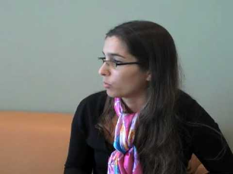 Working at CGI: Testimonial from Roberta Bortolotti, a CGI member for two-and-a-half years