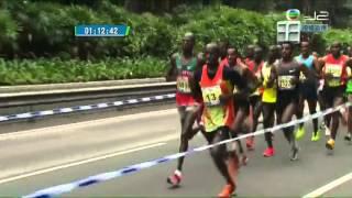渣打香港馬拉松2014直擊 Standard Chartered Hong Kong Marathon 2014 02 16
