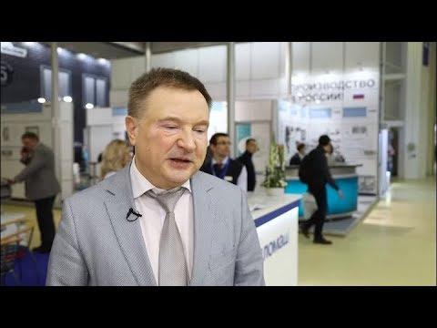 Георгий Литвинчук, Директор компании «Литвинчук Маркетинг», выставка «МИР КЛИМАТА – 2019»