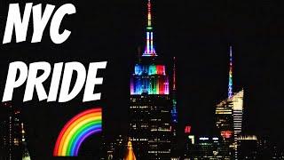 NEW YORK PRIDE WEEKEND