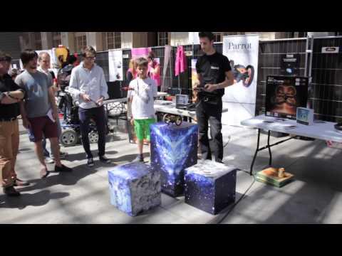 Maker Faire Paris 2014, vidéo officielle !