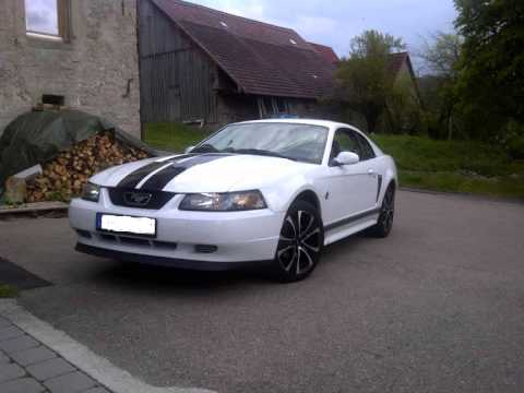 mustang 2004 3 9l v6 flowmaster american thunder with h